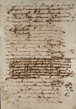 Inicio > Promoción Cultural > Recursos Didácticos > Corsarios en las Costas Cartageneras (siglos XVI y XVII) Documentos y Transcripciones (1ch02283_00014_v)