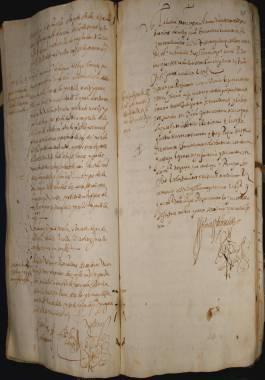 Inicio > Promoción Cultural > Recursos Didácticos > Corsarios en las Costas Cartageneras (siglos XVI y XVII) Documentos y Transcripciones (3ac1599)