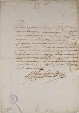 Inicio > Promoción Cultural > Recursos Didácticos > Corsarios en las Costas Cartageneras (siglos XVI y XVII) Documentos y Transcripciones   (4ch02139_00025_3)
