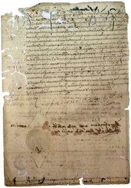 Las Epidemias de Peste en Cartagena > Documentos y Transcripciones (03ch02112_00008)