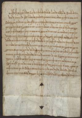1257, Abril, 24. Alfonso X a los mercaderes cristianos, moros y judíos, para que puedan comerciar libremente en Murcia.