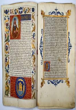 1532. Carta ejecutoria del pleito ganado por Cartagena a Murcia por la posesión de Campo Nubla