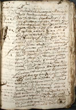 1648, Junio, 20. Acta capitular nombrando nuevos cargos sustituyendo a quienes habían muerto por la epidemia de peste