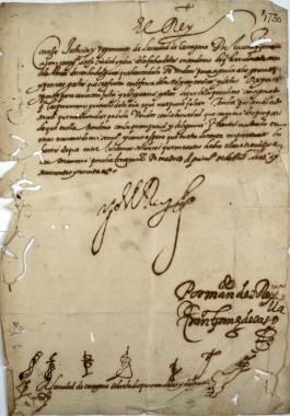 1630, Febrero, 2. Cédula Real en razón de las hidalguías que Su Majestad manda que se vendan.