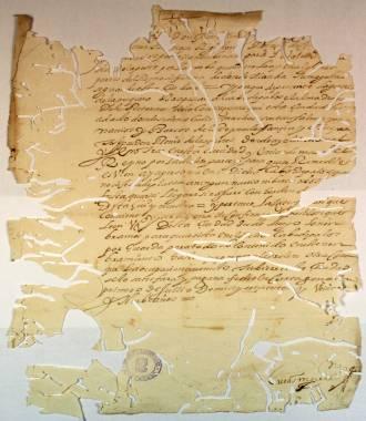 Las Epidemias de Peste en Cartagena > Documentos y Transcripciones (06ch02299_00008)